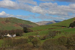 Over the Fields and Far Away (RoystonVasey) Tags: wales canon eos zoom m 1855mm stm snowdonia aberdovey aber tywyn snp dyfi