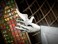 The Hands.... (ana.jerlich) Tags: autumn saint rio riodejaneiro hands francisco cathedral catedral cinelandia sofrancisco