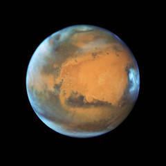 Mars at Opposition May 12, 2016 (Hubble Heritage) Tags: mars planet solarsystem opposition stsci uvis spacetelescopescienceinstitute wfc3