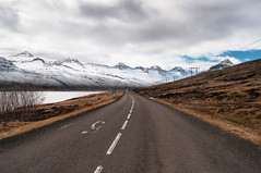 Iceland Road (Marina Rossi Ph) Tags: photo paisaje landscape islandia photograpy nice iceland road sky storm clouds colours nature snow art air