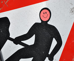 'Happy Workman' (EZTD) Tags: inglaterra england london happy photography foto image photos content menatwork photograph fotos smiley londres angleterre roadsign ingles lin londra cityoflondon workman londinium 2016 londonist londonengland capitalcity oldbroadstreet londonistas linphotos thisislondon mylondon nikond90 londonimages imagesoflondon londonista allabouttheimage eztd eztdphotography eztdphotos eztdgroup londonimagenetwork pictoriallondon londonmylondon eztdfotos may2016 photosdelondres