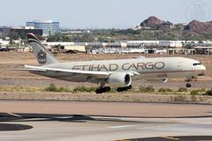 Etihad Cargo 777-FFX A6-DDB (KoryC757) Tags: arizona phoenix boeing 777 etihadairways phx skyharbor phxspotters etihadcargo 777ffx a6ddb