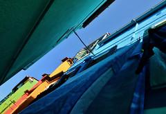 pezzi di cielo (bissia13) Tags: sky colors cielo colori burano lenzuola