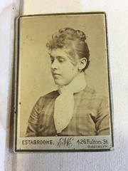 Photo of a woman found inside a book from 1834 [3024 x 4032] (album in comments) #HistoryPorn #history #retro http://ift.tt/1TBOmYT (Histolines) Tags: from woman history found book photo album x retro timeline inside comments 4032 1834 vinatage 3024 historyporn histolines httpifttt1tbomyt