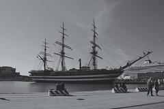 Amerigo Vespucci (benedettap) Tags: sea port marina ship nave porto bew scuola ancona amerigo veliero militare vespucci