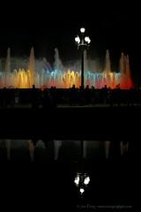 _B5A1414REWS Night Magic,  Jon Perry, 29-4-16 zat (Jon Perry - Enlightenshade) Tags: barcelona color colour fountain spain coloredlights fountains montjuic colouredlights jonperry enlightenshade arranginglightcom