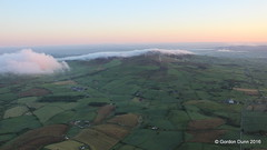 IMG_1117 (ppg_pelgis) Tags: ireland summer sunrise landscape flying northern ppg arial tyrone omagh notadrone