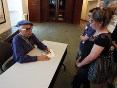 DSCF7737 (dishfunctional) Tags: city public juan library poet kansas felipe laureate herrera