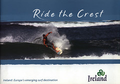 Ride the Crest, Ireland Europe's emerging surf destination; 2014 (World Travel Library) Tags: world trip ireland vacation tourism water ads photography photo holidays surf gallery ride image photos library country galeria picture center crest collection photograph papers online land destination collectible collectors brochure emerging catalogue catlogo documents collezione coleccin 2014 folleto sammlung folheto ire touristik europes prospekt dokument katalog  esite ti liu assortimento recueil touristische bror broschyr    worldtravellib