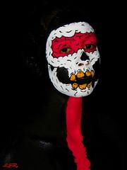 La Noche (Josue ( joscello )) Tags: portrait art face naked photography photo model women flickr arte faces venezuela painted makeup caracas explore caras cuerpos mujeres bodies interesante desnudos maquillaje rostros pintados josuerosas viencuentrodeartecorporal