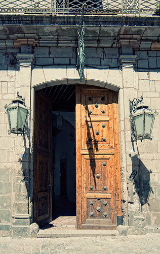 Door of Querétaro