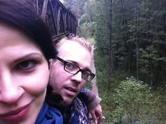 Ania i Jakub (Ania i Jakub) Tags: las polska most pomorze polanow