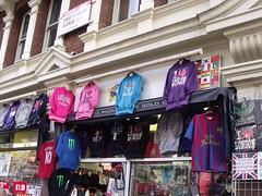Shaftesbury Avenue, London - Tourist shop - I Love London t-shirts etc (ell brown) Tags: greatbritain england london shop unitedkingdom tshirts shaftesburyavenue thewestend cityofwestminster greaterlondon ilovelondon touristshop londontheatreland
