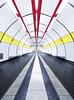 endless passage (twan-k5) Tags: underground vanishingpoint essen ubahn passage 2011 50faves 35faves