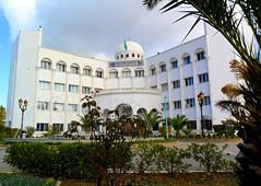 Mda - la mairie (habib kaki 2) Tags: place algerie mosqu bologhine   skender  mda     fodhil