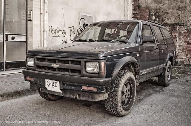 chevrolet 1994 blazer