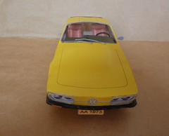 VW SP2 -1972  esc 1:24 (RonaldoM27) Tags: car vw volkswagen hobby carros sp2 voitures papercraft modelismo cardmodel