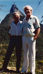 Paul Seabourne in Rio with Ron (Ronnie Biggs The Album) Tags: ronnie biggs greattrainrobbery oddmanout ronniebiggs ronaldbiggs
