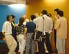 Ron with the Brazilian media in 1994 (Ronnie Biggs The Album) Tags: ronnie biggs greattrainrobbery oddmanout ronniebiggs ronaldbiggs