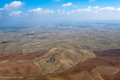 Israel From above (xnir) Tags: from above landscape israel inflight view flight land nir  benyosef xnir  nirbenyosefxnir nirbenyosefxnir photoxnirgmailcom
