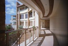 timberland (.emong) Tags: building film architecture hotel fuji superia philippines toycamera resort analogue expired vivitar sanmateo uws timberland xtra400