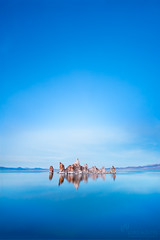 Room to Breathe (Luke Austin) Tags: california longexposure landscape google twilight minimal monolake lukeaustin googleplus