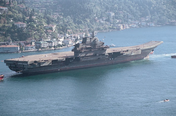 CHINA ADDS AIRCRAFT CARRIER TO FLEET AS WE CUT DEFENSE BUDGET