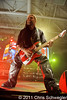 Five Finger Death Punch @ Compuware Arena, Plymouth, MI - 12-16-11