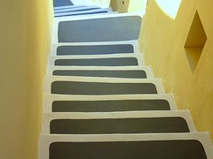 Stairs on Santorini,Greece (Frans.Sellies) Tags: stairs hellas explore santorini greece griechenland grce thira thera griekenland grekland kreikka  explored grkenland grgorszg ecko        p1360556