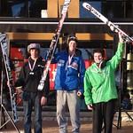 Panorama Miele Cup Men's J1 GS Podium - Martin Grasic (1st J1), Blake Ramsden (3rd J1)