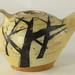 256. Art Pottery Teapot