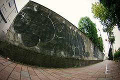 (J.F.C.) Tags: japan graffiti tokyo same fanta irak bbb 246 sayme