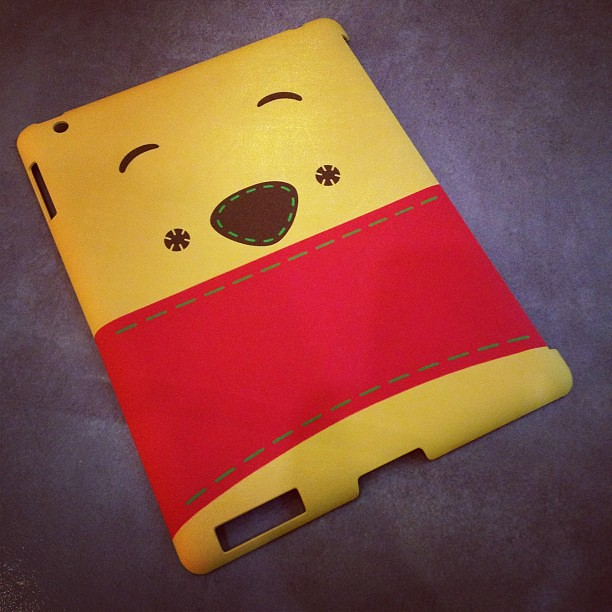 Pook-a-Looz Case for iPad 2! ^^