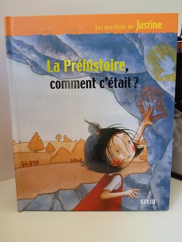 La Préhistoire comment c'était / Librairie Jeunesse / SauveTerre Musée de Préhistoire