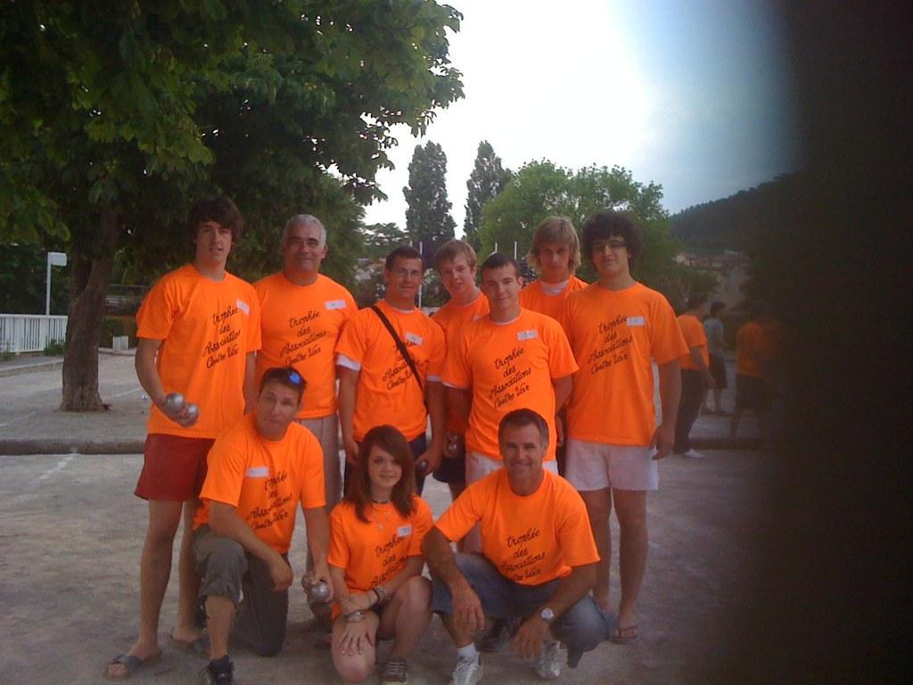 Trophée associations