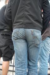DSC_0557 (PiotrLevis) Tags: diesel ripped jeans denim levis rippedjeans bulge 501s guysinjeans trashedjeans levis501 meninjeans denimbutt guysindenim guysbulge denimbulge
