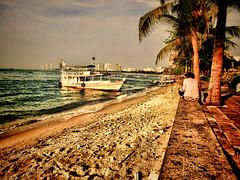 Pattaya, Thailand (Kadri P) Tags: city sea thailand ship retouch hdr pattaya