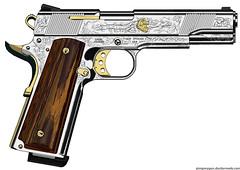 S&W Custom 1911... (Hitman_sa_47) Tags: sw custom 1911