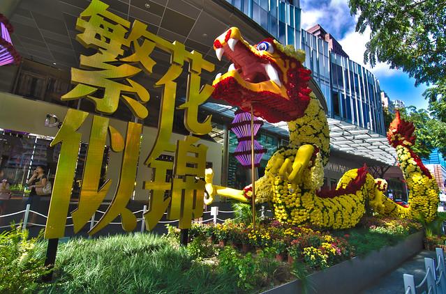 Mandrain Gallery Dragon Decoration