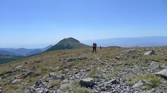 Serra Dolcedorme dal Monte Pollino