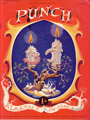 PUNCH (old school paul) Tags: vintage magazine cover punch 1947