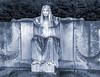 Relaxed (Ramiro Marquez) Tags: city statue germany relax deutschland stuttgart center schlossplatz hdr newpalace neueschloss