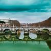 L'eterna....6397© (MITZIO.) Tags: bridge rome roma ponte santangelo wowiekazowie mitzio