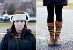 (Colin Swift) Tags: portrait diptych boots 50mmf14 t2i canon550d