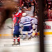 Ovechkin Distorted Celebration