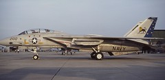 Grumman F-14A Tomcat (Nigel Musgrove-2.5 million views-thank you!) Tags: america united 4 navy august 200 states 1979 usn uss tomcat grumman vf213 f14a 159858