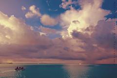 Way Home. Maldives (Explored) (Jenny Rainbow) Tags: ocean cloud water weather boat nikon scenery speedboat lagoon explore maldives cloudscape d300 explored nikon1685mm jennyrainbow jennyrainbowartphotography