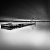 Life At Its Best With Stillness As A Guest.. (Peter Levi) Tags: longexposure sea sky blackandwhite bw blancoynegro water clouds sweden stockholm jetty le blackwhitephotos travellingclouds bestcapturesaoi elitegalleryaoi ringexcellence dblringexcellence tplringexcellence eltringexcellence