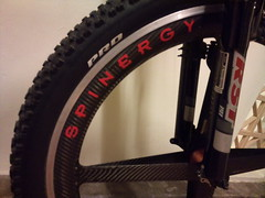 (imranbecks) Tags: usa bike bicycle trek wheels bikes rims hardtail roks 3700 spinergy revx