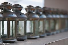 _DSC6386 (mary~lou) Tags: glass metal fletcher nikon dof mary row line lanterns lamps 15challengeswinner friendlychallenges mary~lou pregamesweepwinner